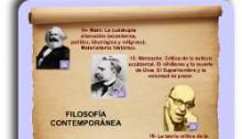 Filosofía Comtemporánea (De Nobis Ipsis)