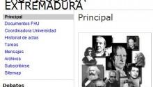 PAU Filosofía Extremadura
