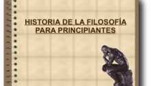 Historia de la filosofía para principiantes