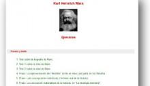 Ejercicios Marx (Webdianoia)